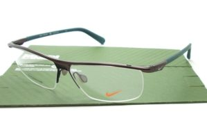 NIKE 6055 Brown Green Titanium