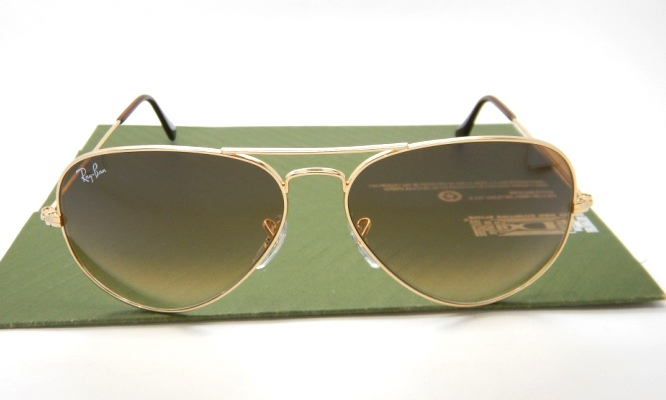 RAYBAN RB3025 001 51 size 58