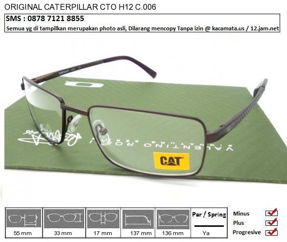 CATERPILLAR CTO H12 C.006