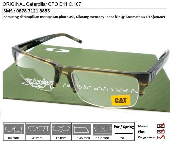 Caterpillar CTO D11 C.107