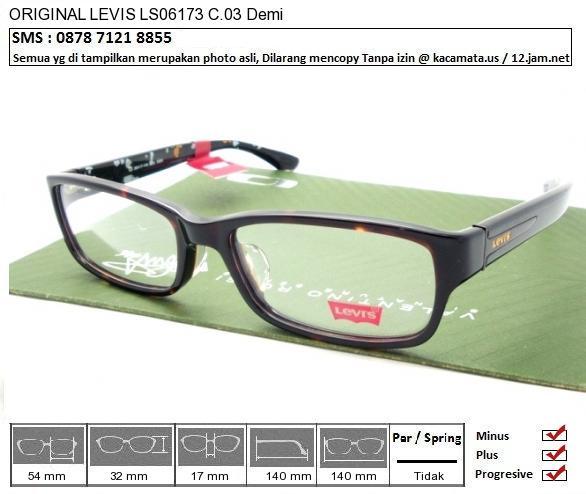 LEVIS LS06173 C.03 Demi