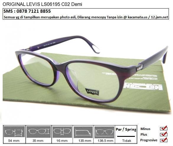 LEVIS LS06195 C02 Demi