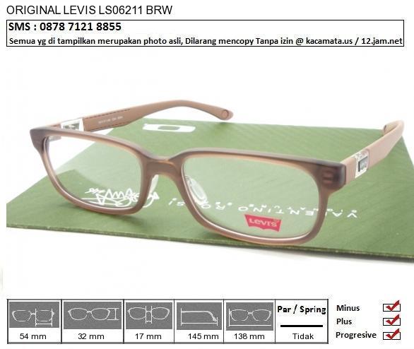 LEVIS LS06211 BRW