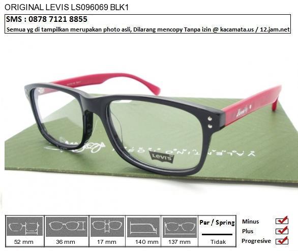 LEVIS LS096069 BLK1
