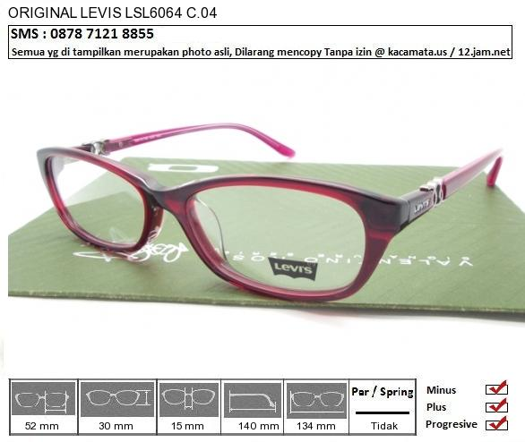 LEVIS LSL6064 C.04