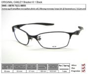 OAKLEY Bracket 8.1 Black
