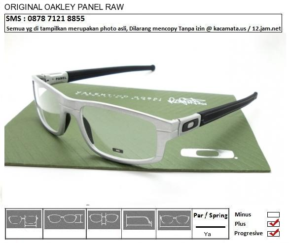 Oakley Panel Raw