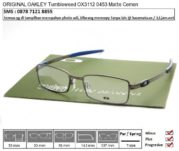 OAKLEY Tumbleweed OX3112 0453 Matte Cement