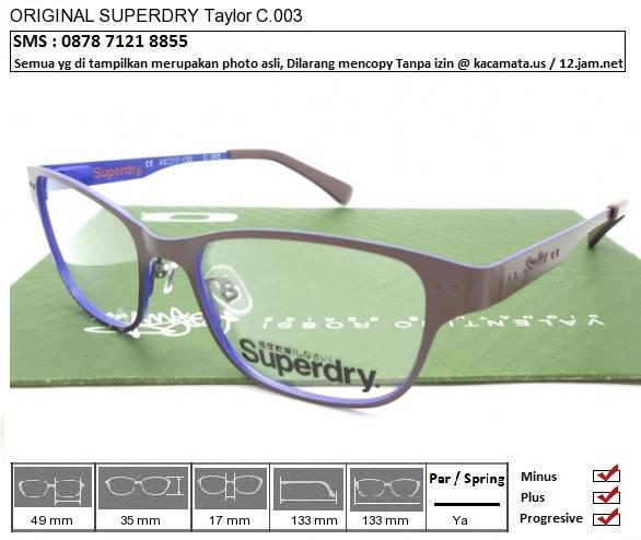 SUPERDRY Taylor C.003