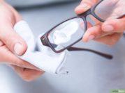 Cara Tepat Membersihkan dan Merawat Kacamata Minus