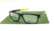 Oakley Currency Satin Black Livestrong
