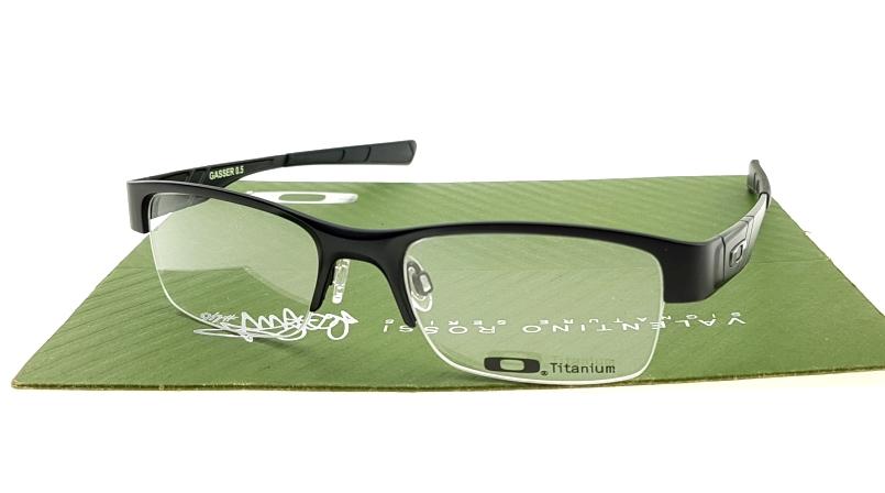 Oakley Titanium Gasser 0.5 Black