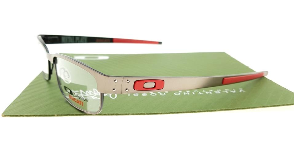 Oakley Titanium Metal Plate Light Ducati