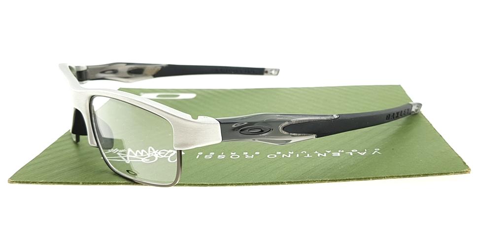 Oakley Crosslink Switch Brushed Aluminum