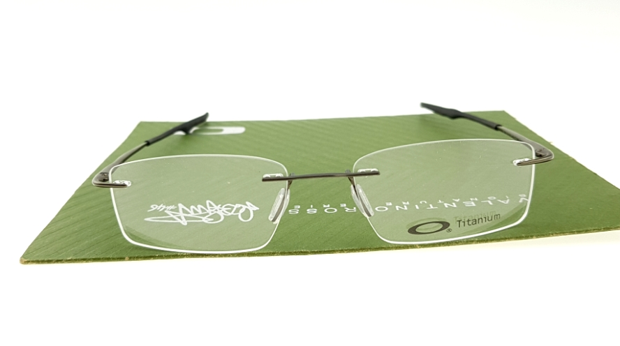 Oakley Titanium Keel Polished Pewter