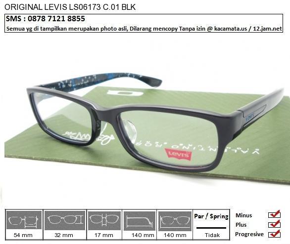 LEVIS LS06173 C.01 BLK