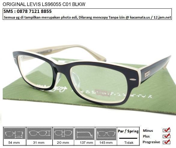 LEVIS LS96055 C01 BLKW