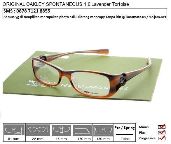 OAKLEY SPONTANEOUS 4.0 Lavender Tortoise