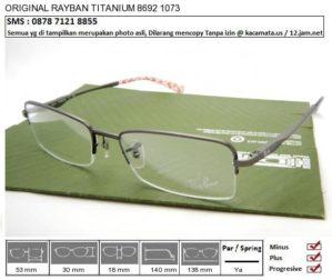 RAYBAN TITANIUM 8692 1073