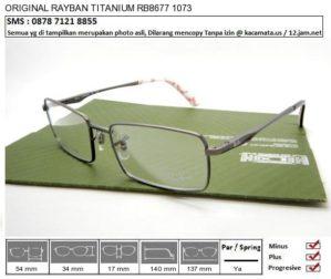 RAYBAN TITANIUM RB8677 1073