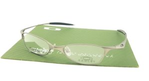 OAKLEY Wiretap Titanium Silver Light
