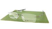 Oakley Titanium Keel Polished Pewter