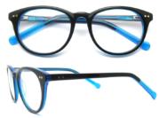 Frame Kacamata Warna Biru Biar Penampilan Lebih Kece
