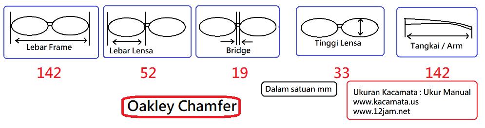 Oakley Chamfer