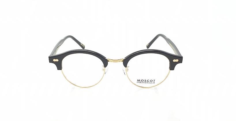 Moscot Aidim Polished Black Gold