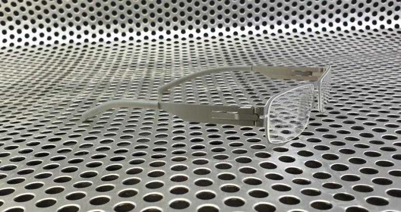 Kacamata IC BERLIN Heringsdorf Chrome