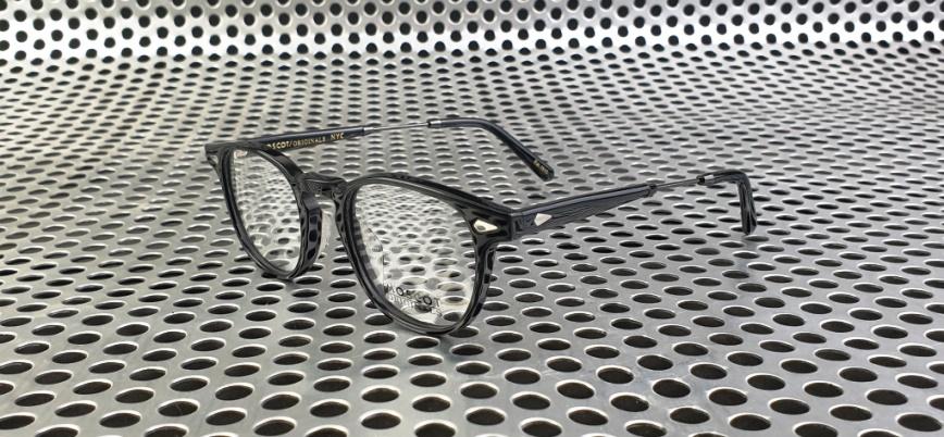 Kacamata Moscot Genug Tortoise