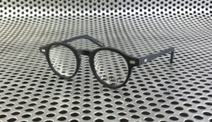 Kacamata Moscot Miltzen Matte Black