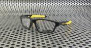 Oakley Crosslink Sweep Matte Black Yellow