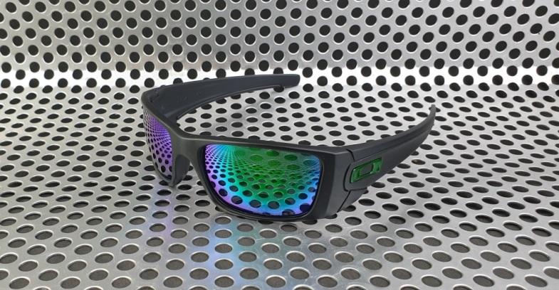 Oakley Fuel Cell Black Green