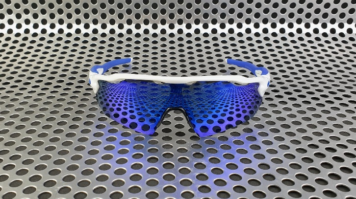 Oakley Radar EV White Blue