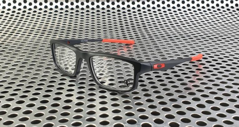 Oakley Voltage Matte Black Red