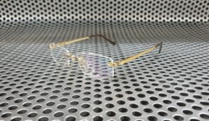 Charriol 7153 Titanium Gold Rimeless